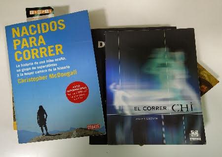 5 libros para corredores