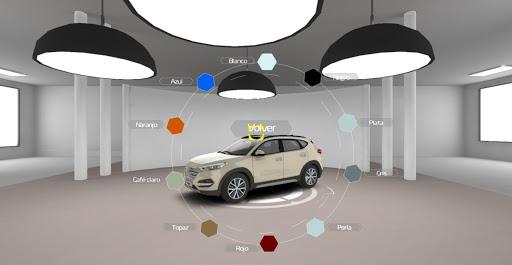 New Tucson VR Hyundai
