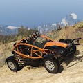 Offroad Buggy Simulator 3D