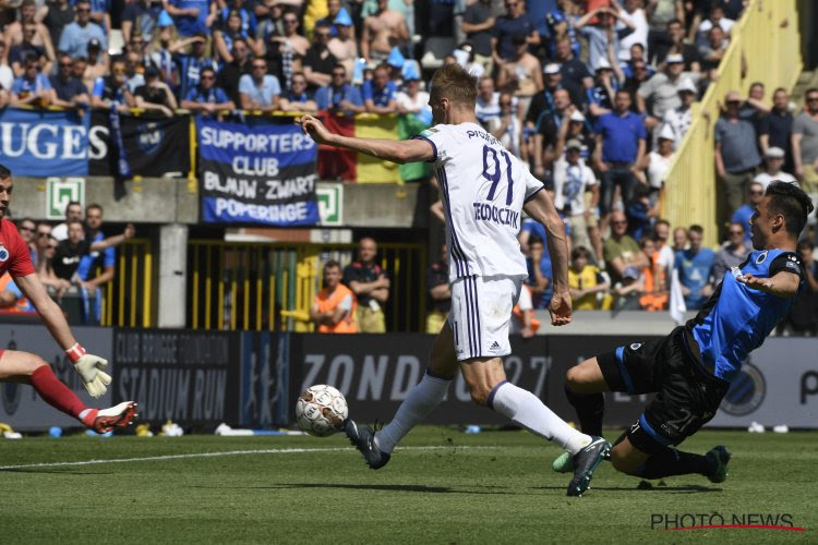 Teodorczyk est parti, Santini et Dimata l'ont remplacé à Anderlecht : qui est le plus efficace des trois ?