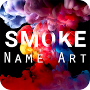 Name Art Smoke Effect : Stylish Name Maker