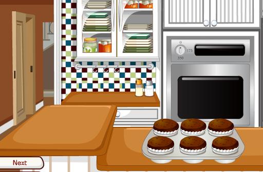 cookies cooking girls game Apk Download 21
