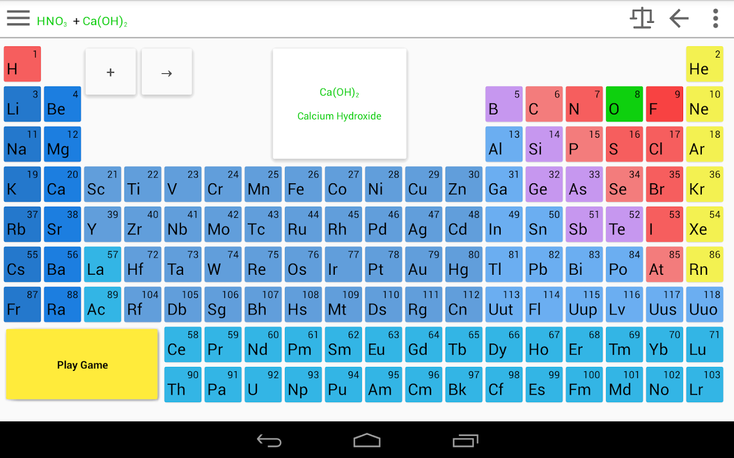 Chemik chemistry homework helper android apps on google play chemik chemistry homework helper screenshot gamestrikefo Image collections