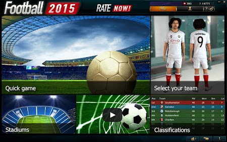Soccer 2015 1.0.2 screenshot 1244