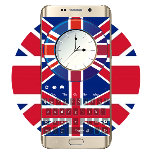 British Time Keyboard