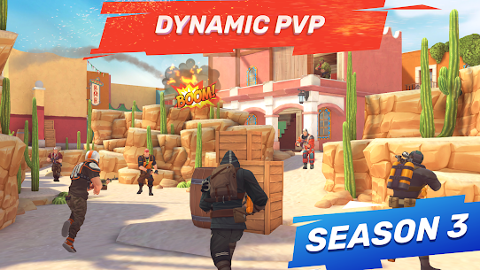 Guns of Boom – Online PvP Action  1