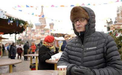Ruslands største TV-stjerne taler ud - med Flemming Rose