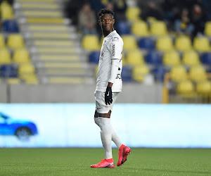 """Musona avait des mots durs, pas Sowah : """"Mon coeur est à Anderlecht"""""""