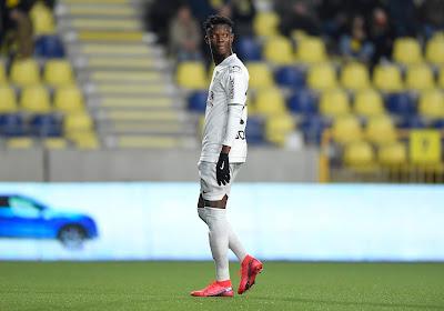 Emmanuel Sowah a retrouvé Anderlecht et contrairement à Musona, il n'a aucune rancoeur
