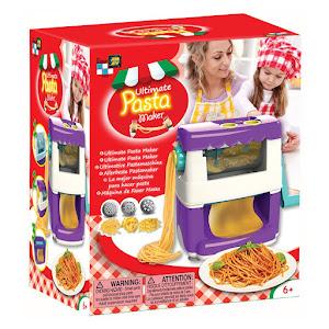 Jucarie de gatit pentru copii, masina de facut pizza si paste