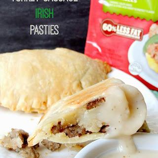 Easy Turkey Sausage Irish Pasties