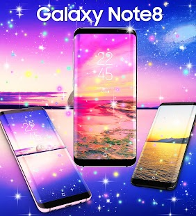 Live wallpaper for galaxy note 8 - náhled