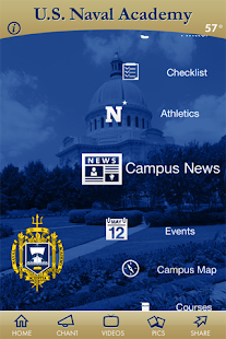 United States Naval Academy- screenshot thumbnail