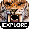 Extinct Animals iExplore AR icon