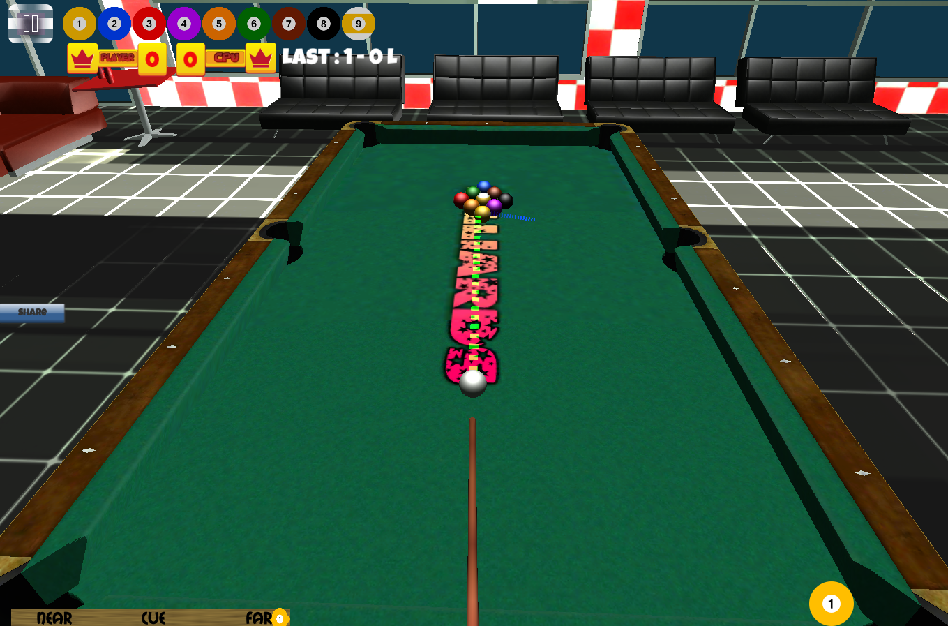 online snooker pool