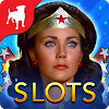 SLOTS - Black Diamond Casino APK Icon
