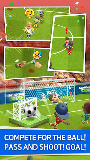 World Soccer King - Multiplayer Football 1.0.4 screenshots 3