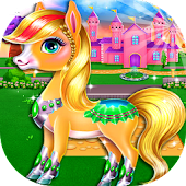 Princess Zaira Pony Care