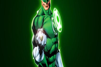 Green Lantern Wallpaper 4k