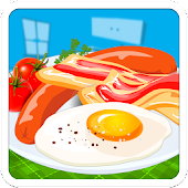 Breakfast Maker Cooking Games
