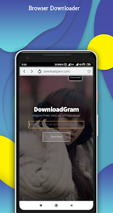 Browser Downloader App Download For Android and iPhone 4