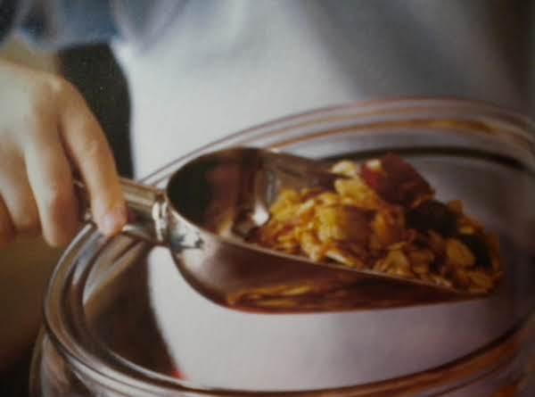 Down To Earth Granola Recipe