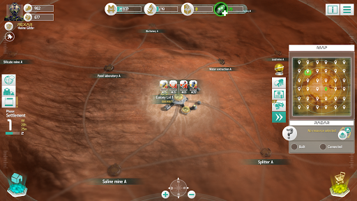Mars Tomorrow - Be A Space Pioneer and Tycoon android2mod screenshots 12