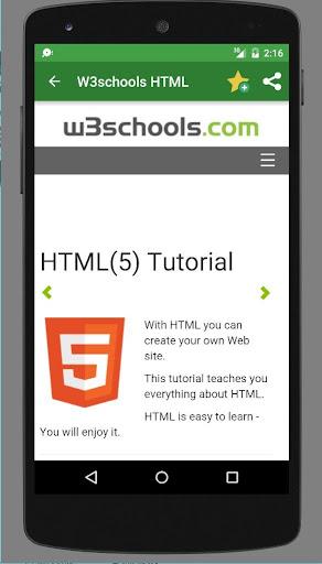 W3schools Offline