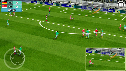 Play Soccer Cup 2020: Football League apkmr screenshots 5