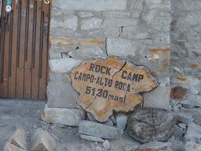 Photo: Gipfelhütte (high camp)