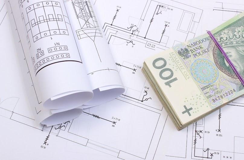 Kosztorys to ważny dokument przy staraniu się o kredyt na budowę domu