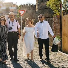 Wedding photographer Nata Abashidze-Romanovskaya (Romanovskaya). Photo of 04.12.2018