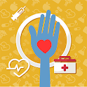 Therapy: Hand massage icon