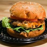 Chick N Bun Signature Burger