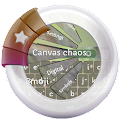 Canvas chaos Emoji icon