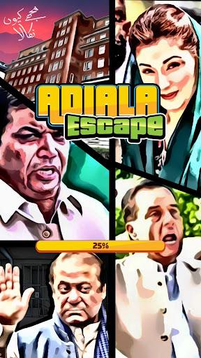 Adiala Escape