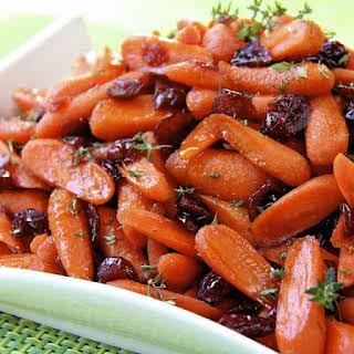 Perfect Glazed Carrots.
