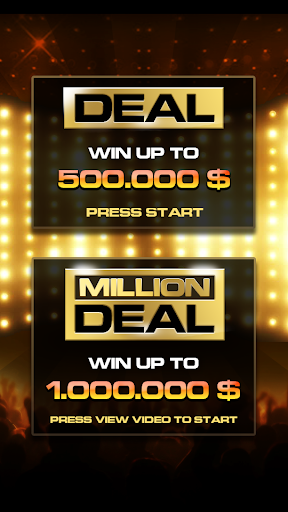 Deal To Be A Millionaire screenshots 1