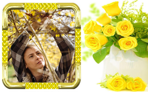 Rose Photo Frames