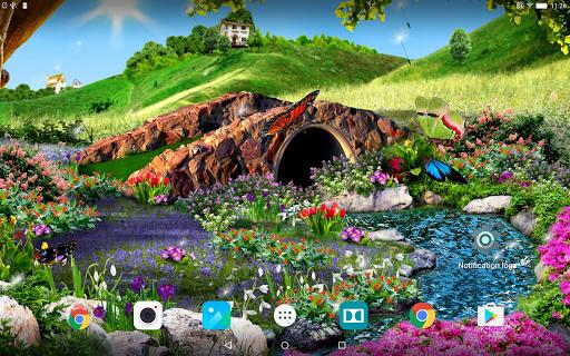 3D Butterfly Live Wallpaper 1.0.5 screenshots 5