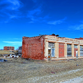 The State Bank of Buffalo by James Oviatt - Buildings & Architecture Decaying & Abandoned