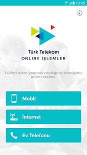 Online İşlemler - Mobil - náhled