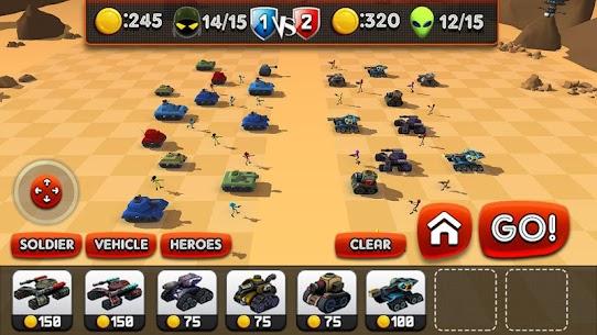 Creepy Aliens Battle Simulator 3D 10