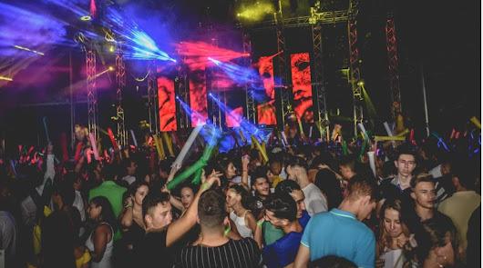Imagen de archivo de la Feria de la Noche de la capital