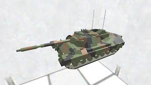 Leopard 1A5 ディティールちょいアップ版