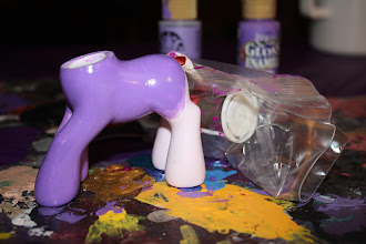 Photo: This was my first test on the 2nd paint job... much much better!
