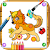 Pets Coloring Game file APK Free for PC, smart TV Download