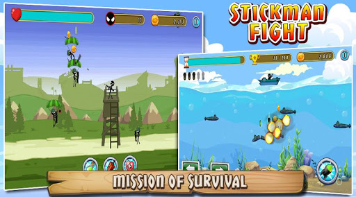 Stick Man Kungfu 1.1.3 screenshots 10
