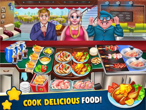 COOKING FUN Crazy Chef Kitchen Craze Cooking Games 2.4 de.gamequotes.net 5