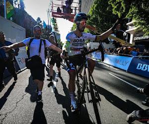 Peter Sagan tevreden én zelfkritisch na Ronde van Californië